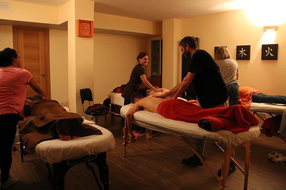 cursos masaje en madrid